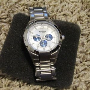 Men's Fossil Watch- Brand New, Never Worn!